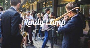 Lindy Camp ir Joninės 2018