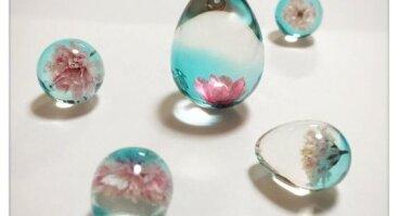 Stiklo Faberže kiaušiniai