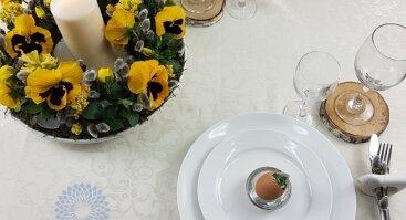 Velykinio stalo kūrimas