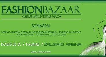 FASHION BAZAAR SEMINARAI KAUNE