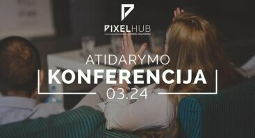 PixelHUB atidarymo konferencija
