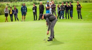 Pažintinė golfo pamoka National Golf Resort