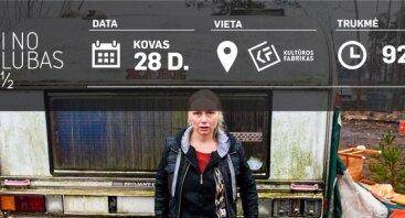 """Kino klube """"8 ½"""" Peter Grönlund filmas """"Paribio žmonės"""""""