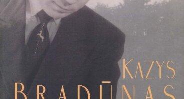 Paskaita ir knygos apie K. Bradūną pristatymas