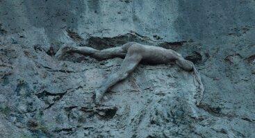 """Kristinos Sereikaitės fotografijos paroda """"""""STICHIJOS. Detalė – Benas Šarka"""""""