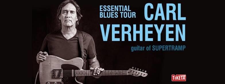 Carl Verheyen Band (JAV) koncertas Panevėžyje