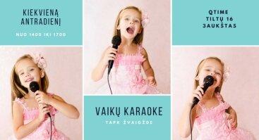 Vaikų karaoke