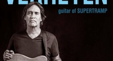 Carl VERHEYEN (guitar of Supertramp): ESSENTIAL BLUES TOUR