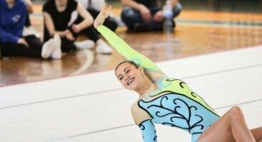 II Tarptautinis moksleivių ir studentų aerobinės gimnastikos čempionatas, Kaunas 2018 ir KTU Open Cup 2018