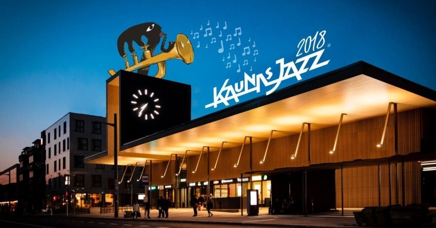 Kaunas Jazz 2018 atidarymo koncertas