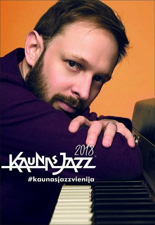 Kaunas Jazz 2018: OLI SILK (Didžioji Britanija)