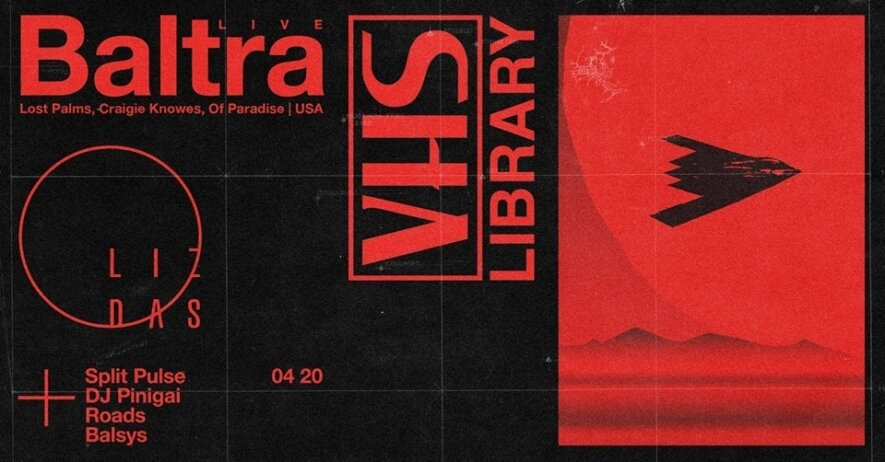 VHS Library: Baltra Live