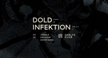 Hooked On: Dold + Infektion