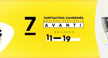 """Tarptautinis kamerinės muzikos festivalis """"Avanti"""""""