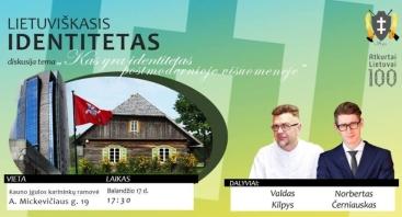 Lietuviškasis identitetas: 100+100