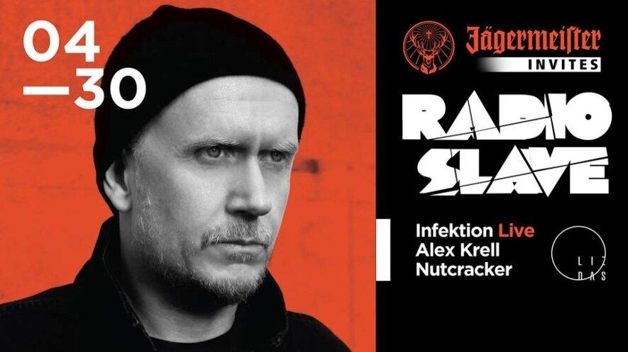 Jägermeister Invites: Radio Slave