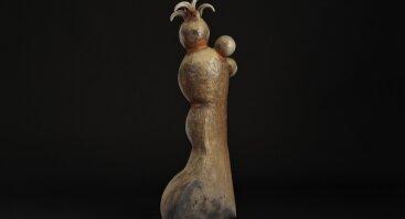 BEATRIČĖS KELERIENĖS keramikos paroda