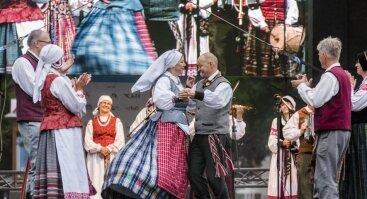 "Folkloro ansamblio ""Jorė"" jubiliejaus koncertas"
