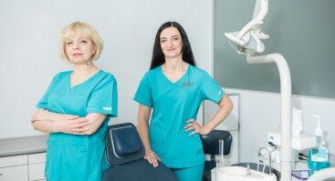 Naujausi dantų atstatymo būdai