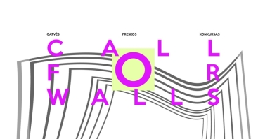 Gatvės freskos konkursas CallForWall