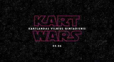 """""""Kart Wars"""" 2-asis Kartlandas Vilnius gimtadienis"""