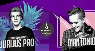 Weekend at Basement by BarBar