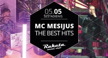 "MC Mesijus ""The Best Hits"""