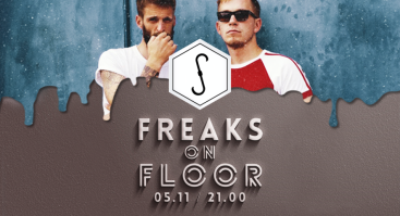 """Freaks on Floor"" koncertas"