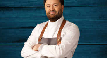 """Degustacinė vakarienė """"25 skonio istorijos"""" su virtuvės šefu Ruslan Bolgov"""