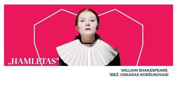 Midsummer Vilnius: Hamletas (rež. O. Koršunovas)