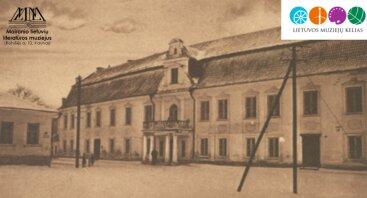 """Ekskursija """"Rūmų istorija: nuo Siručio iki Maironio"""""""
