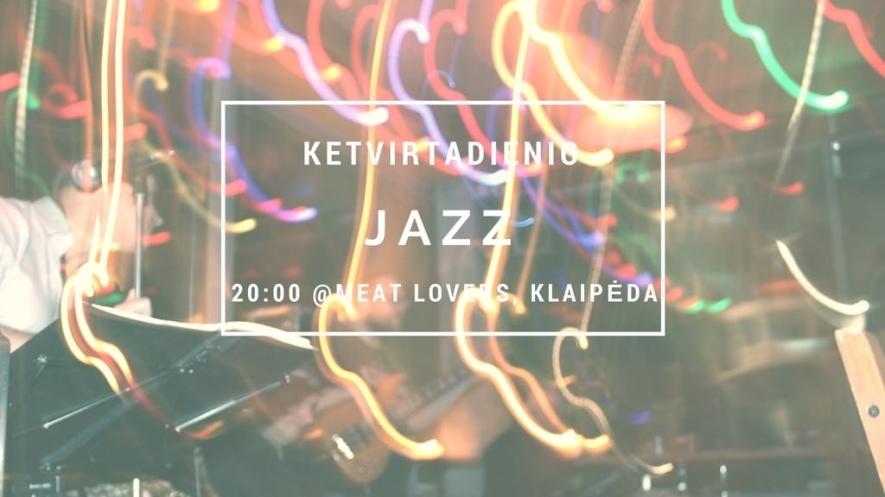 Ketvirtadienio Jazz su Ačiū Kubu