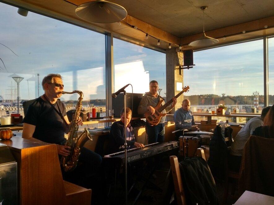 Ketvirtadienio Jazz su A. Kilis & Friends
