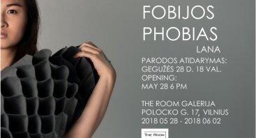 Fobijos / Phobias 2018