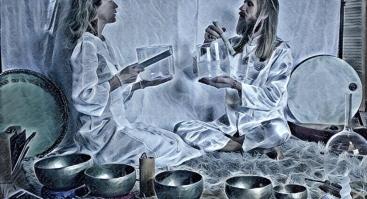 Garso terapija-meditacija Klaipėdoje