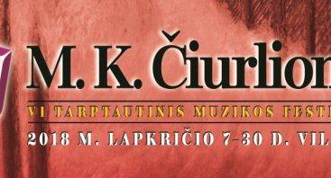 VI tarptautinis M. K. Čiurlionio muzikos festivalis