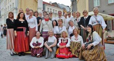 Choro iš Estijos koncertas
