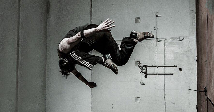 """Šiuolaikinio šokio projekto """"Free Flow Project"""" pristatymas"""