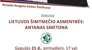 Šimtmečio asmenybės: Antanas Smetona