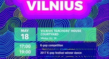K-pop festival Vilnius 2018