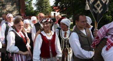 "Jubiliejinis folkloro ansamblio ""Gadula"" koncertas"