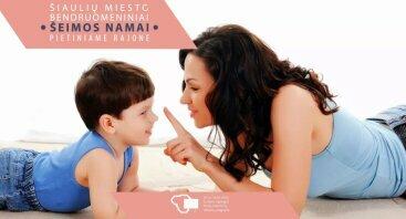 """3 dalių seminaras """"Efektyvus vaikų ir paauglių auklėjimas"""""""
