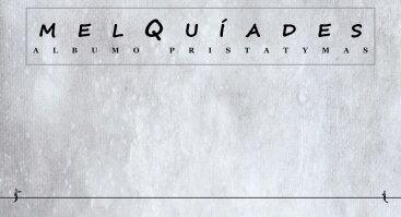 """Melquíades. Grupės """"In albedo"""" albumo pristatymas"""