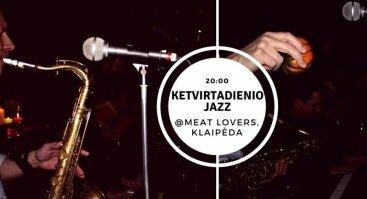 Ketvirtadienio Jazz su Ieva & Band
