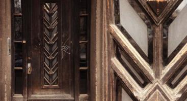 Gražiausios Kauno durys plius: Naujamiestis