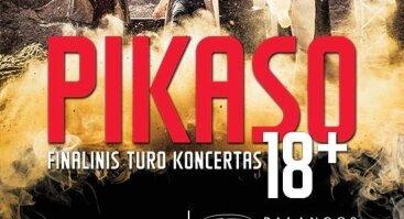 Grupės PIKASO 18+