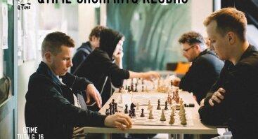 Džentelmenų šachmatų susitikimas