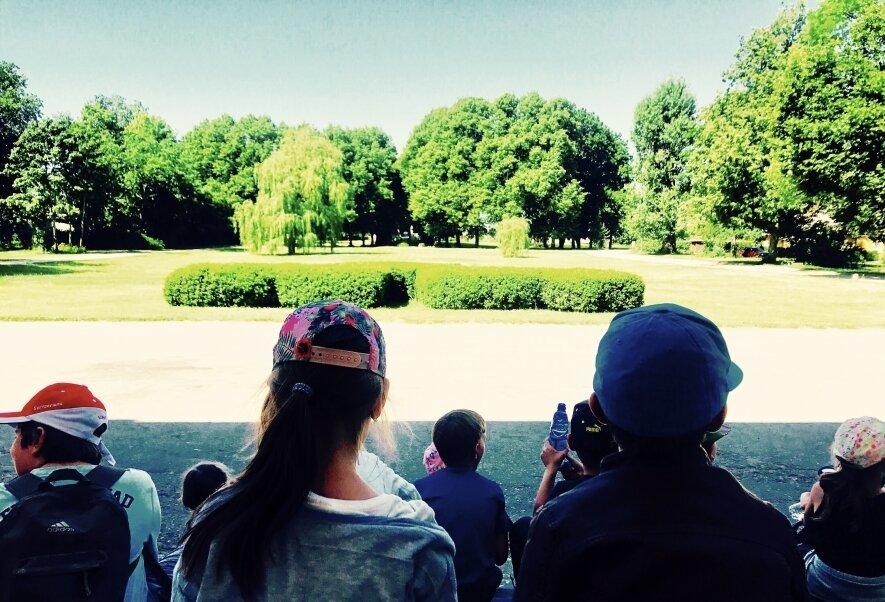 2 dienų stovykla Trakų Vokės dvare. 6 – 12 metų vaikams.