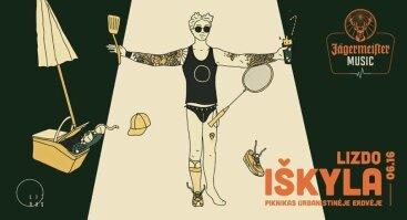 Iškyla: Skatebård & Red Light Radio