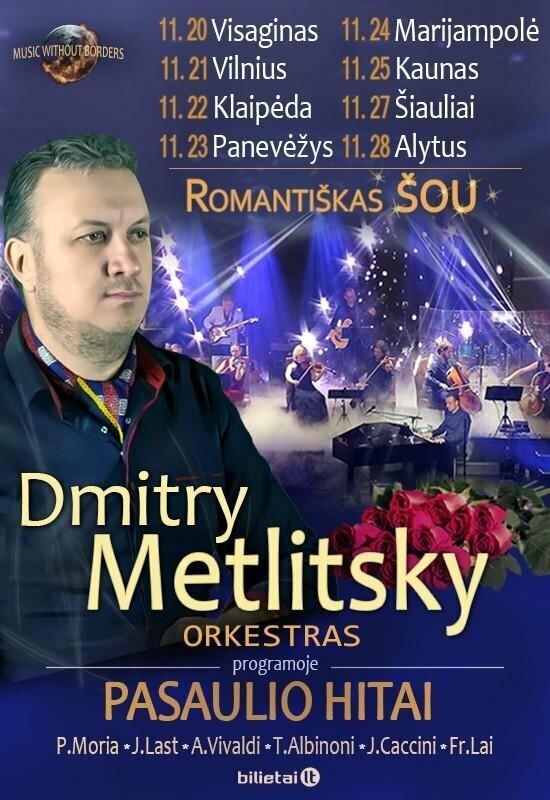 Dmitry Metlitsky & Orchestra
